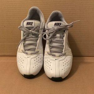 Nike Reax tennis shoes